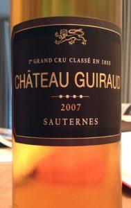 Ch_Guiraud_2007_Sauternes